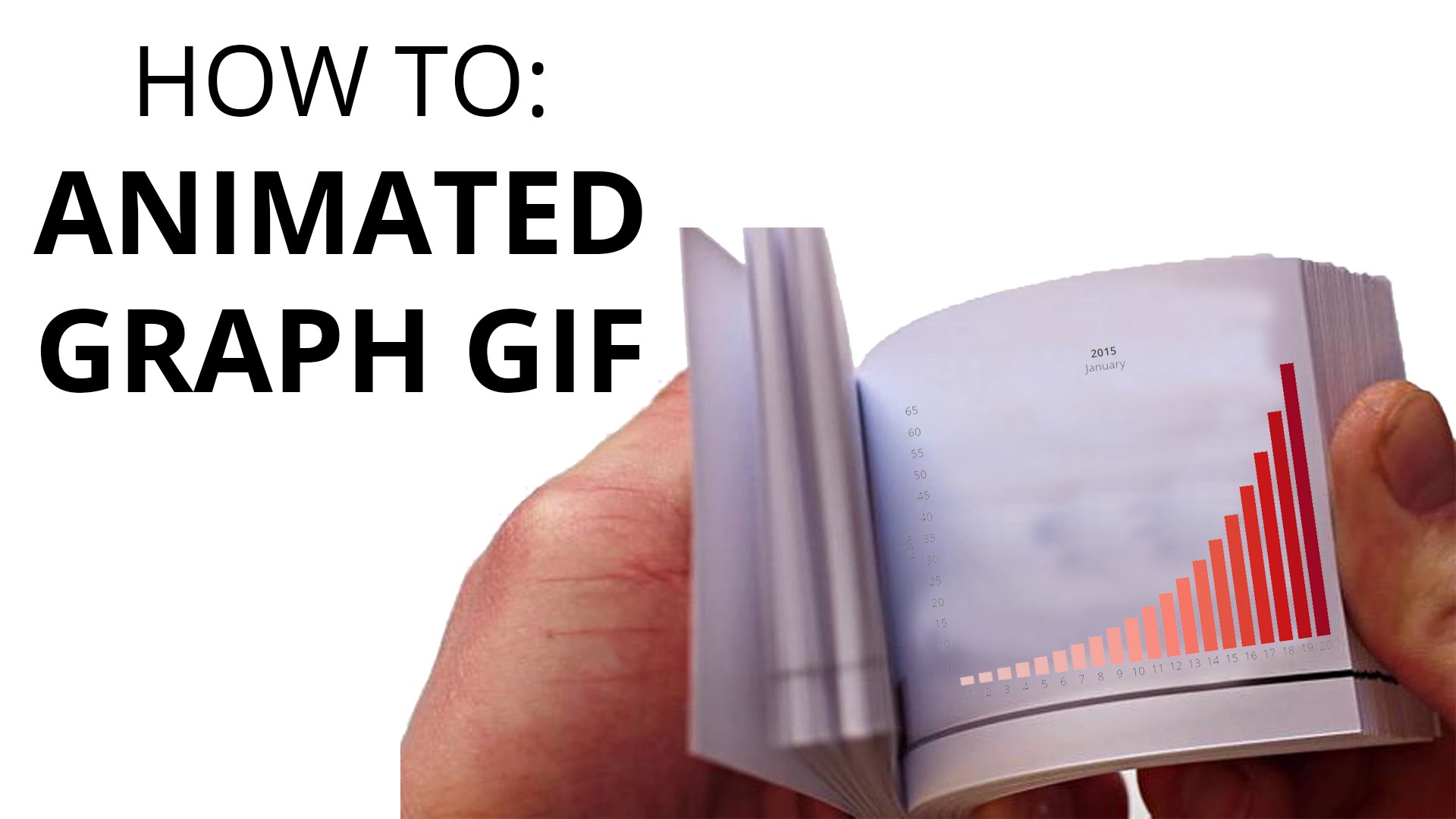 how to make animated graph gifs