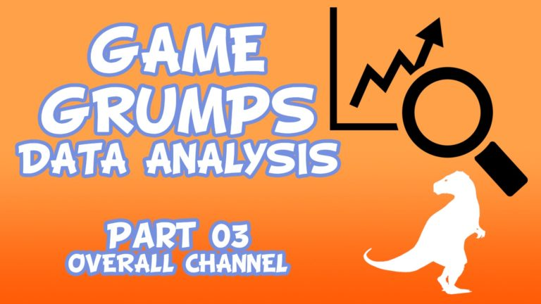 Game Grumps Interactive Infographic