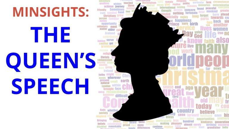 The Queen's Speech – Minsights video