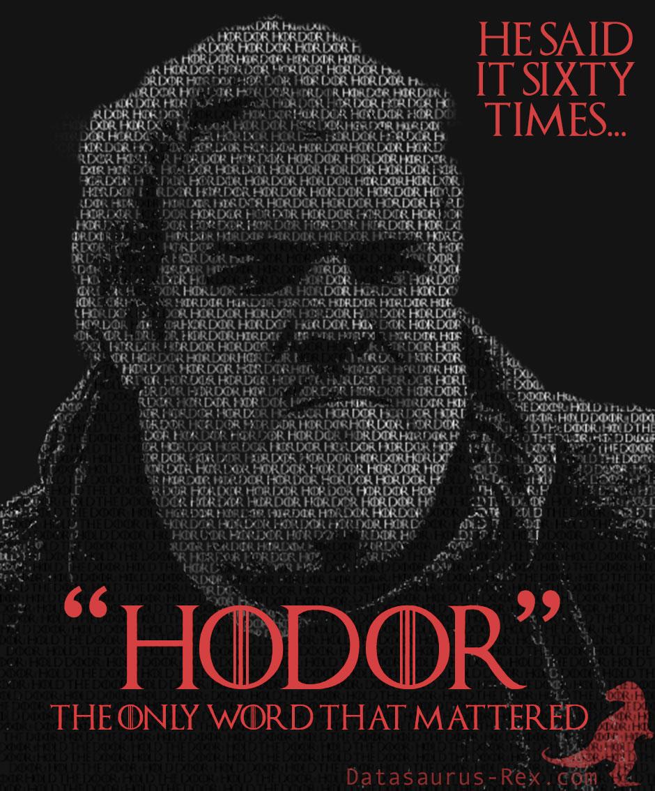 Hodor-Hodor-Hodor-Hodor