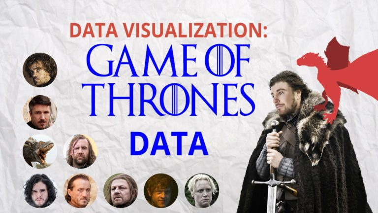 Game of Thrones Interactive Viz MkII