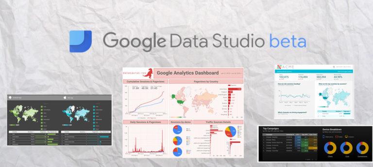 Google Data Studio Public Beta