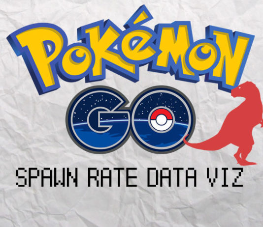 Pokemon GO Spawn Rate