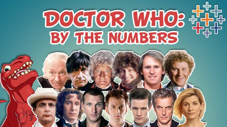 Doctor Who: By The Numbers