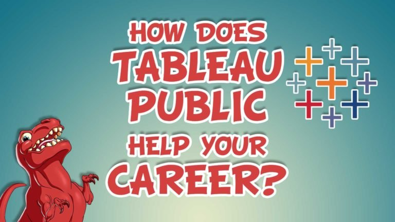 Tableau Public explained & how it can help your career