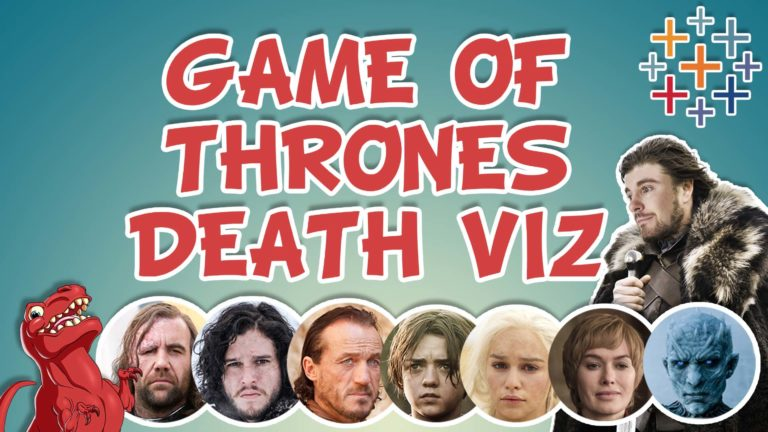 Game of Thrones Interactive Viz MkIII